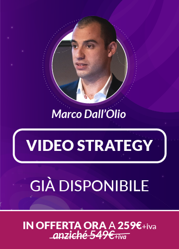 Corso On Demand Video Strategy