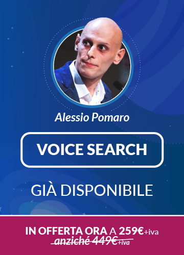 Corso On Demand Voice Search